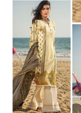 Ala Rasi Printed Lawn Unstitched 3 Piece Suits AR20L 30 COCKTAIL - Summer Collection