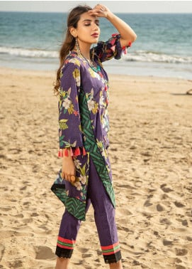 Ala Rasi Printed Lawn Unstitched 2 Piece Suits AR20L 33 LILLY DREAMS - Summer Collection