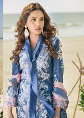Allure by Mystique Embroidered Lawn Unstitched 3 Piece Suit MYS20A 03 - Spring / Summer Collection