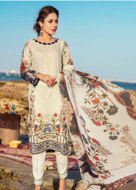 Alyssa by Banafsheh Embroidered Lawn Unstitched 3 Piece Suit BF20AL 10 - Summer Collection