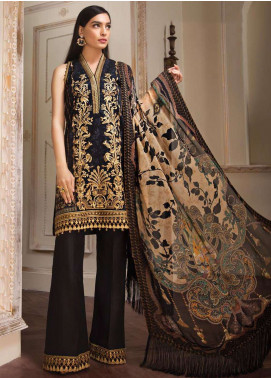 Anaya by Kiran Chaudhry Embroidered Lawn Unstitched 3 Piece Suit AKC19L 10 ISABELLA - Spring / Summer Collection