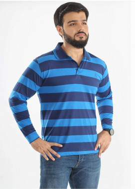 Anchor Jersey Polo Men T-Shirts - Multi A-211