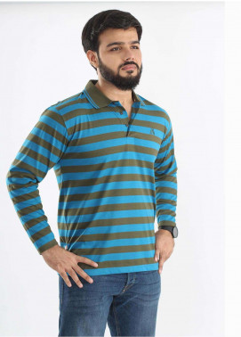 Anchor Jersey Polo T-Shirts for Men - Multi A-212
