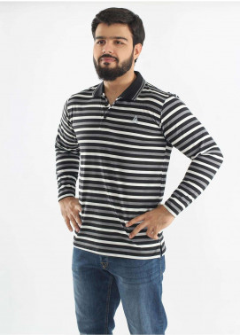 Anchor Jersey Polo T-Shirts for Men - Multi A-222