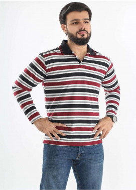Anchor Jersey Polo Men T-Shirts - Multi A-225