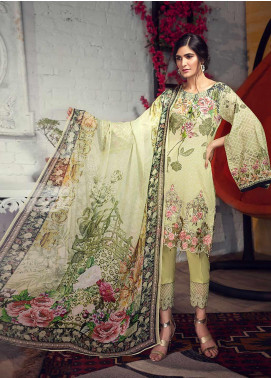 Arena by Mohagni Embroidered Lawn Unstitched 3 Piece Suit AMO19P 06 - Mid Summer Collection