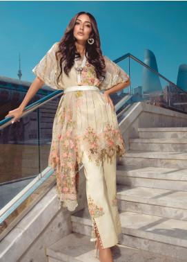 Azalea by Rang Rasiya Embroidered Missouri Unstitched 3 Piece Suit RR19AZ 1410 - Luxury Collection