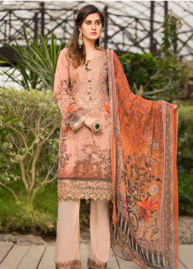 Barkha by Shamira Embroidered Lawn Unstitched 3 Piece Suit SHR20B 05 - Spring / Summer Collection