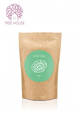 Body Boom Coffee Scrub (Mint Flavour) - 30g