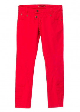Bien Habille Trouser Modern Fit Red