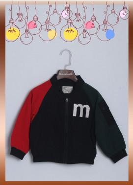 Sanaulla Exclusive Range Cotton Casual Jackets for Boys -  2071856 Black
