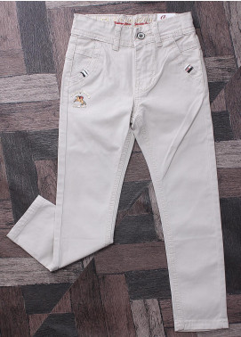 Sanaulla Exclusive Range Denim Jeans Pants for Boys -  M3 Apricot
