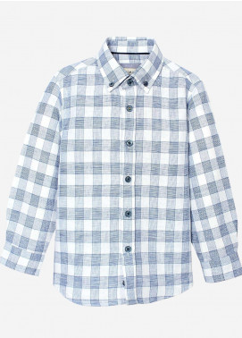 Brumano Linen Casual Shirts for Boys -  BRM-617