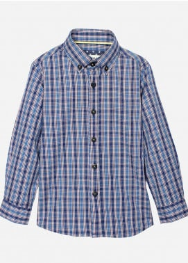 Brumano Cotton Casual Shirts for Boys -  BRM-806
