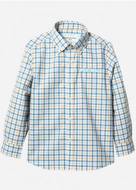 Brumano Cotton Casual Boys Shirts -  BRM-821