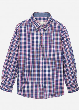 Brumano Cotton Casual Shirts for Boys -  BRM-827