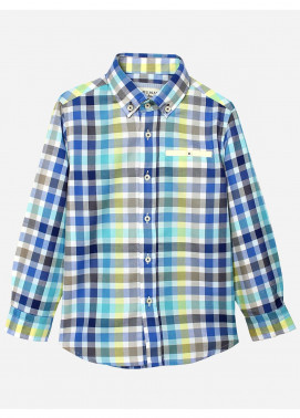 Brumano Cotton Casual Boys Shirts -  BRM-894