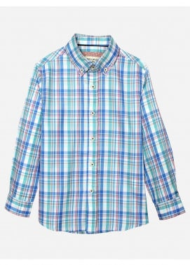 Brumano Cotton Casual Shirts for Boys -  BRM-899