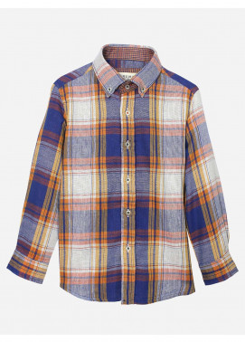 Brumano Cotton Casual Shirts for Boys -  BRM-973