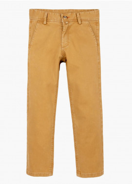 Brumano Cotton Casual Boys Trousers -  BRM-555-Copper