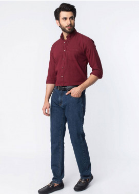 Brumano Cotton Denim Jeans for Men - Blue 0-50-1018-006