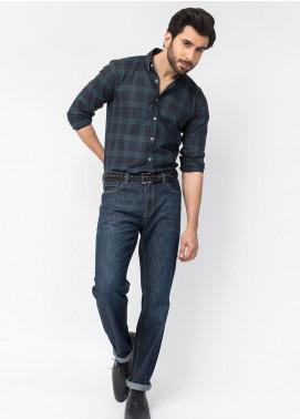Brumano Denim Casual Men Jeans - Blue 0-50-1018-379