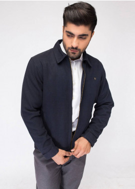 Brumano Cotton Full Sleeves Men Jackets - Blue BRM-737