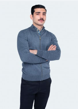 Brumano Cotton Full Sleeves Zipper for Men -  FSZ-883