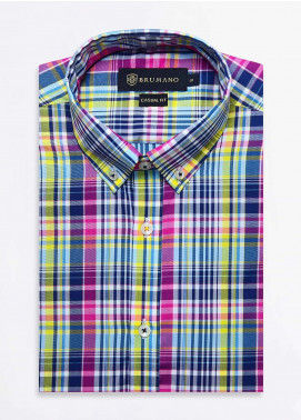 Brumano Cotton Formal Shirts for Men -  BRM-1021