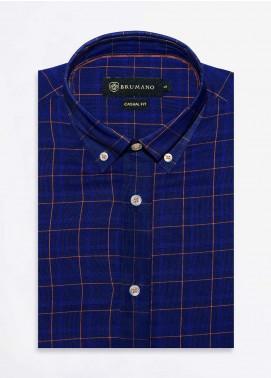 Brumano Cotton Formal Shirts for Men -  BRM-1078