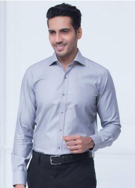 Brumano Cotton Formal Men Shirts   Grey BRM 223
