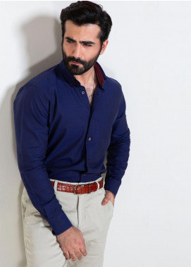 Brumano Cotton Formal Shirts for Men -  BRM-699