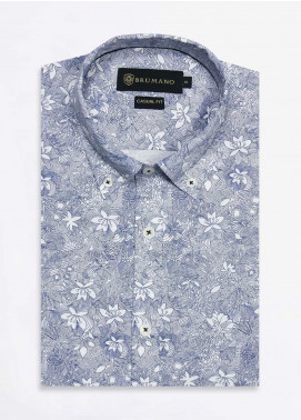 Brumano Cotton Formal Men Shirts -  BRM-953