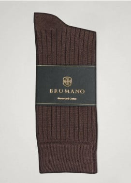 Brumano Cotton Socks SKS-006