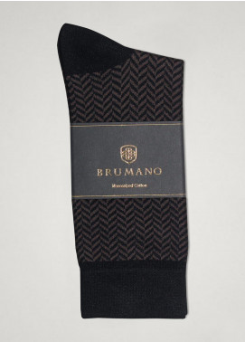 Brumano Cotton Socks SKS-010