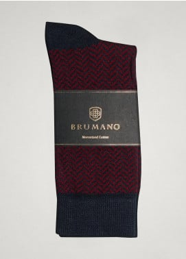 Brumano Cotton Socks SKS-011