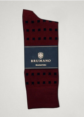 Brumano Cotton Socks SKS-015
