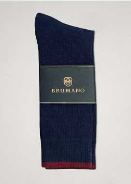 Brumano Cotton Socks SKS-201