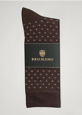Brumano Cotton Socks SKS-202