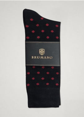 Brumano Cotton Socks SKS-207