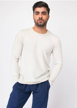 Brumano Cotton Casual Men T-Shirts - Grey BRM-43-0055