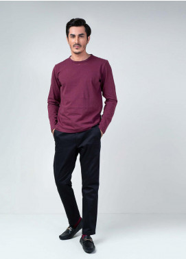Brumano Cotton Full Sleeves Men T-Shirts -  LW-150