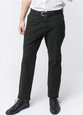 Brumano Cotton Formal Men Trousers -  BRM-50-007-Green