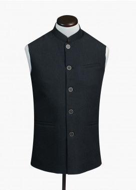 Brumano Cotton Formal Men Waistcoat -  BRM-535