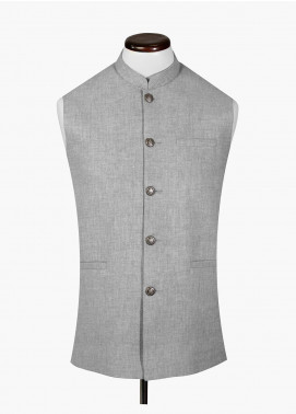Brumano Cotton Formal Waistcoat for Men -  BRM-589