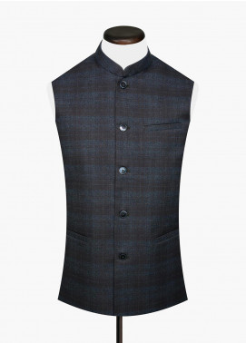 Brumano Cotton Formal Men Waistcoat -  BRM-727