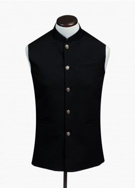 Brumano Cotton Formal Waistcoat for Men -  BRM-738