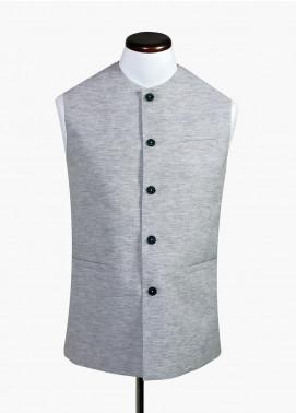 Brumano Polyester Formal Waistcoat for Men - BRM-889