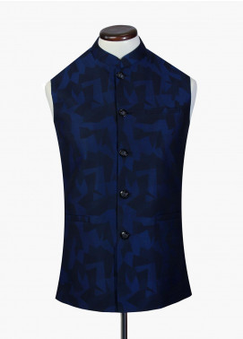 Brumano Cotton Formal Waistcoat for Men -  BRM-929