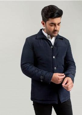 Brumano Polyester Full Sleeves Men Jackets -  BM20WJ Technical Quilted Long Coat Jacket
